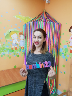 Полетаева Дарья Валерьевна
