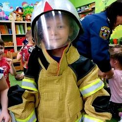 Я б в пожарные пошел - пусть меня научат