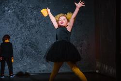 Открыли двери в мир театрального искусства
